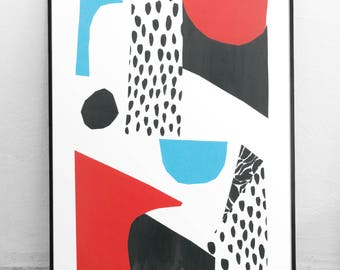 Lucía. A3 Giclée Print, unframed. 1/10
