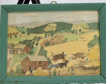 Grandma Moses Prints