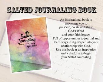Salted Journaling Book