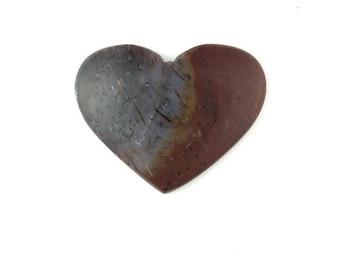 Palmwood Cabochon ~ Rare Turkish Palmwood ~ Designer Cabochon ~ Petrified Wood ~ Natural Stone ~ Natural Gemstone ~ Pendant Gemstone