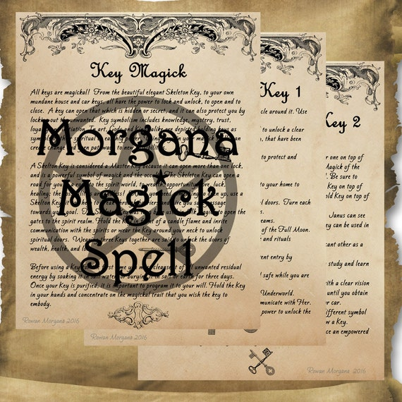 Key Magick