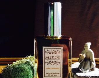 Sweet Osmanthus - Natural Botanical Eau De Parfum Spray - 15 ml