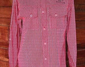Vintage Beverly Hills Polo Club Long Sleeve Shirt