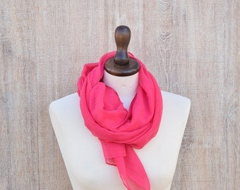 One Colour Scarf Cape Trending Scarf Plain. Camellia Rose Ladies Scarf Necklace Scarf Shawl Vintage Cape Scarf. Oversized Wrap Plain