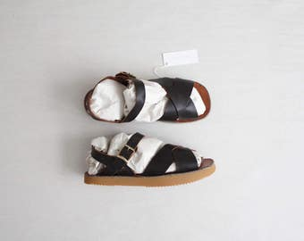 brown leather sandals | leather sandals 6.5 | spanish sandals