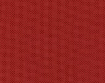 Pin Dot Basics fabric in Red by Timeless Treasures Fabric