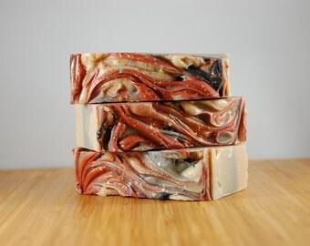 Handmade Soap Dragon's Blood Dragon's Lair Soap