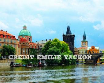 Beautiful PRAGUE Image JPEG Download