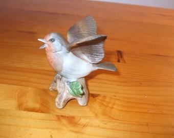 Alfro Robin - bird figurine