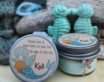 Set of 50 Custom Baby Shower Candles - Soy Candles - Baby Shower Favors - It's a Girl - It's a Boy - Theme Ideas - Custom Gifts - Gift Sets