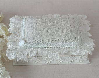 Wooden Sewing Box , Sewing Storage , Needle Book , Pin Cushion , Sewing Gifts , Seamstress , Gift For Grandmother , Sewing Box , Nanny Gift