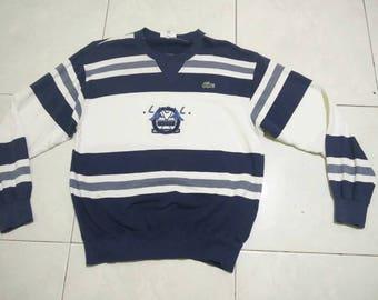 Vintage Chemise Lacoste sweatshirt