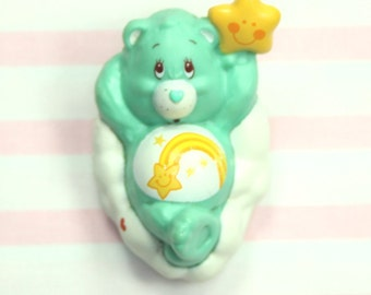 Collectable Wish Bear 1983 Care Bear By American Greetings