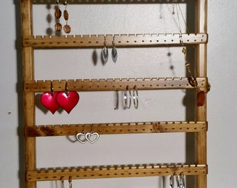 Earring Storage, Earring Organizer Stand, Earring Display, Earring Rack, Earring Holder, Earring Organizer, Earring Storage Rack,
