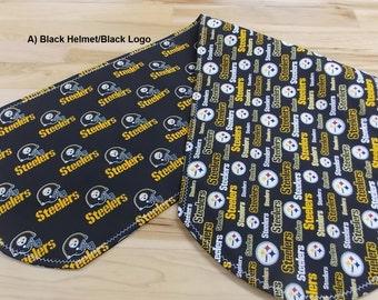 Reversible Pittsburgh Steelers Table Runner