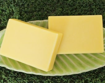 Aloe Vera and Carrot, Unscented Soap, Cocoa Butter Soap, Shea Butter Soap, Vegan