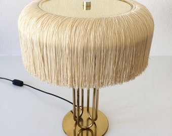 Extremely Rare Mid Century Modern Table Lamp by HANS-AGNE JAKOBSSON for Markaryd, Schweden | 1950s