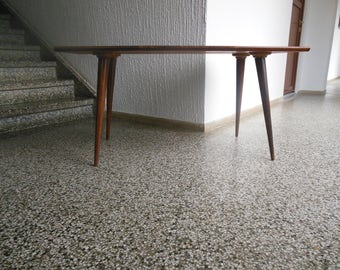 Mid century modern living room table,coffe table 1950s.
