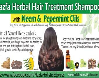Nazfa Herbal Shampoo