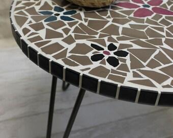 Interior Mosaic Coffee Table