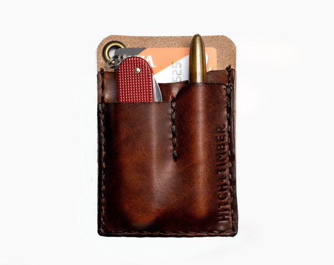 Card Caddy ~ Chestnut