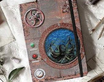 Nautilus ~ Notebook Collection