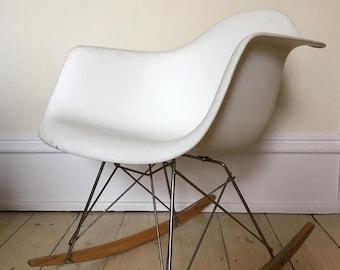 Charles and Ray Eames RAR rocking chair