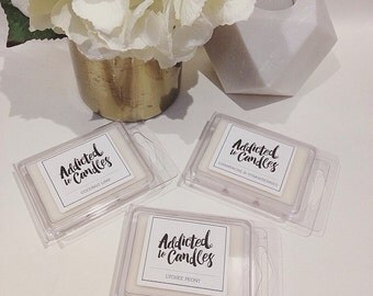 Coconut Lime Soy Wax Melts