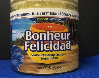 Bonheur Felicidad Scalp and Hair Sugar