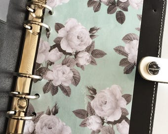 Planner Dashboard: Minty Floral!