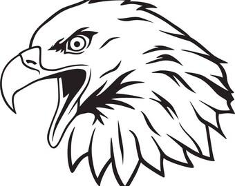 Eagle svg file