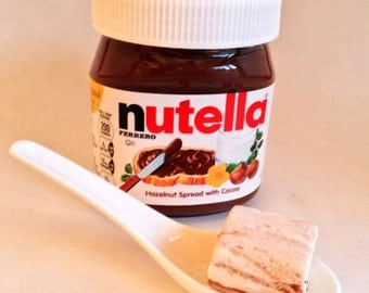 Nutella Marshmallows - Gift for Him, Gift for Her