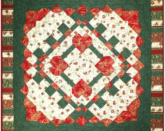 Hawaiian Wedding Rings Quilt Pattern By Quiltingtimefun On