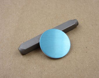 """3/4"""" Aluminum Round Blanks, 14 Ga Thick, 1100 Aluminum"""