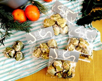Brussel Sprout Seed Bombs