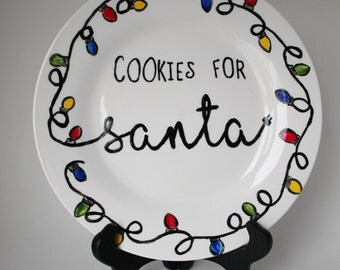 SALE: Cookies for Santa--Light String