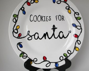Cookies for Santa--Light String