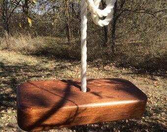 Handmade Tree Swing