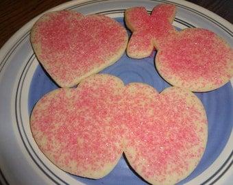Excellent Homemade Soft Sugar Cookies (2 Dozen)