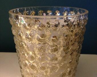 Fragranced Scented Homemade Soy Wax Candle, Mercury Glass Designer Jo Malone 250ml Lime Basil Mandarin