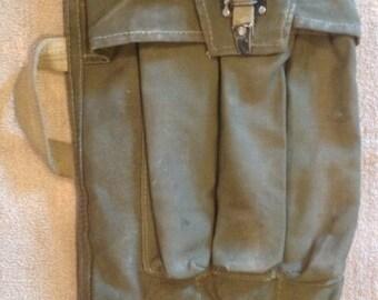 Vintage Eastern Europe Canvas RPG-7 Backpack