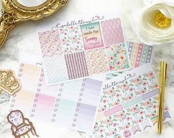 Happy Planner Sunny Days Weekly Sticker Kit