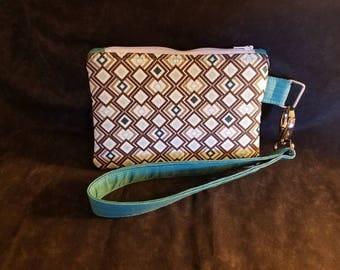 SALE: Wristlet, Clutch, Make-up bag