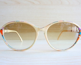 SAFILO GARDENIA vintage sunglasses made in Italy woman 80s 90s