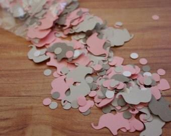 Elephant Baby Shower Confetti