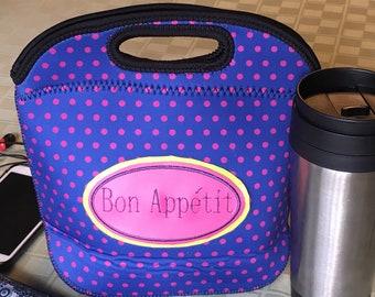 Neoprene Reusable Lunch Bag