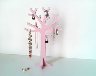 Tree to hang jewelry | Support for jewelry | Hanger for necklaces and rings