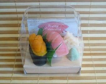 Sushi soap Uni/Toro