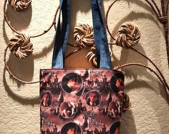 Harry Potter Handmade Shoulder Handbag