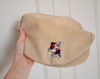 Mickey golf hat